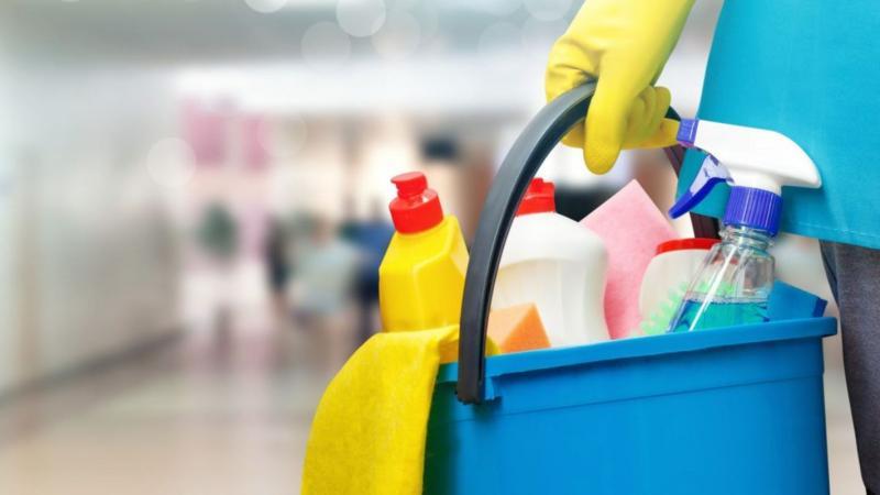 Empresa de auxiliar de limpeza