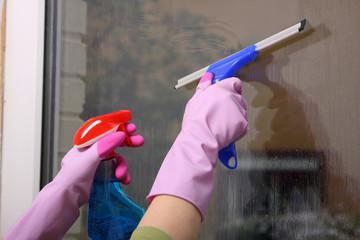 Prestação de serviços de limpeza