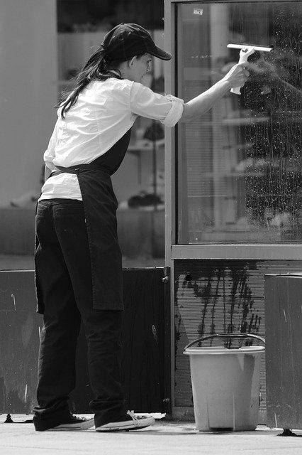 Prestador de serviços limpeza