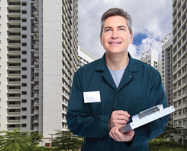 Prestadores de serviços para condomínios