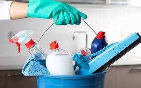 Serviços de conservação e limpeza