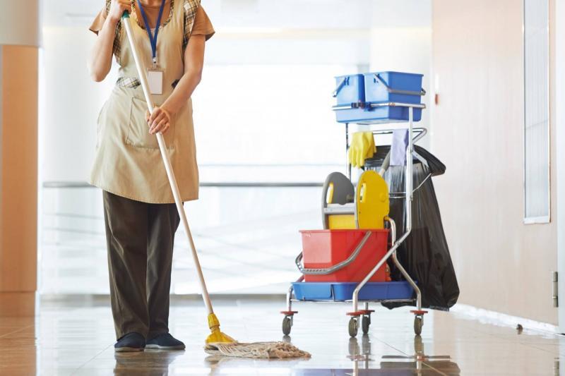 Serviços de higienização