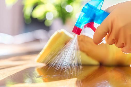 Serviços de terceirização de limpeza
