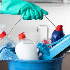 Empresa terceirizada de limpeza