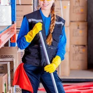 Prestação de serviços terceirização limpeza
